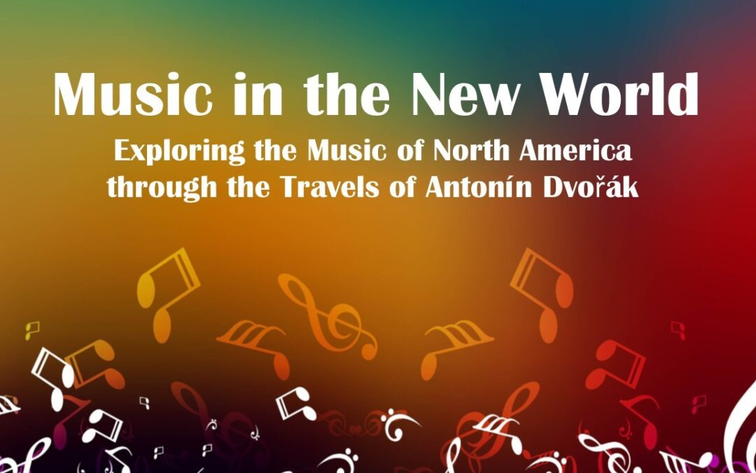 The Florida Orchestra: Music In The New World